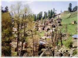 Malana Village in Kullu District